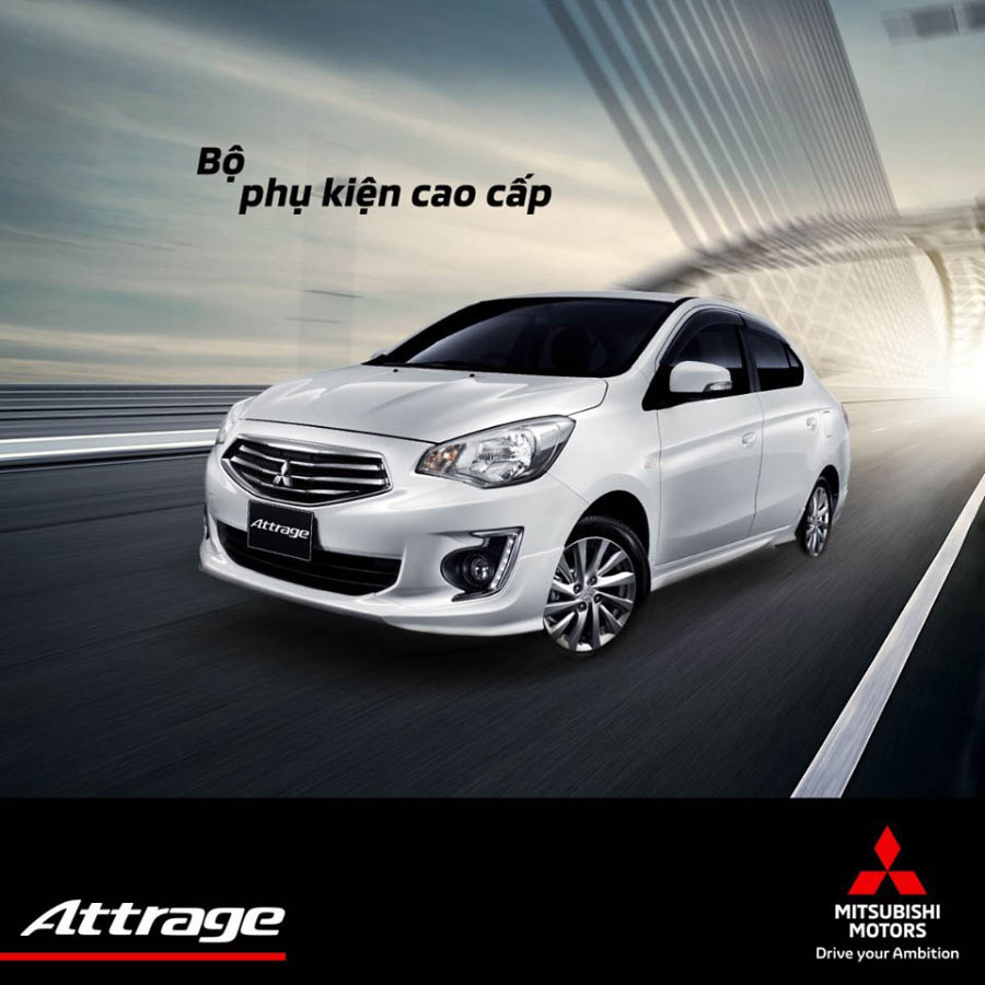 Khuyến mãi Mitsubishi Attrage