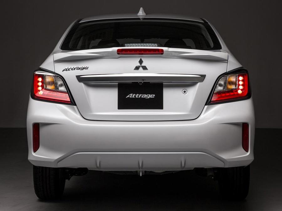 Thiết kế đuôi xe Attrage 2020