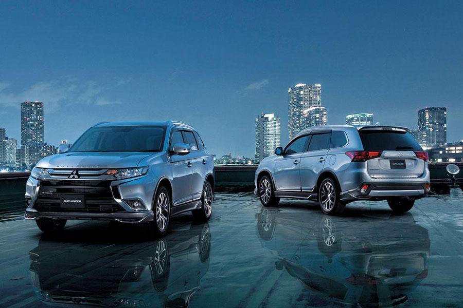 Mitsubishi Outlander Avatar