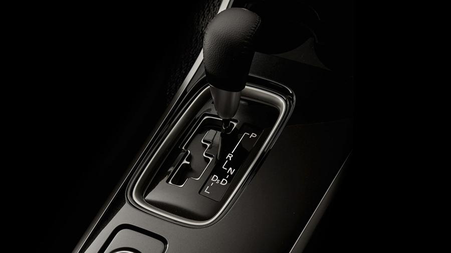 Hộp số tự động CVT INVECS III trên Mitsubishi Outlander