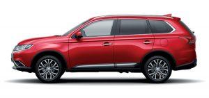 Đăng ký lái thử Mitsubishi Outlander Cần Thơ