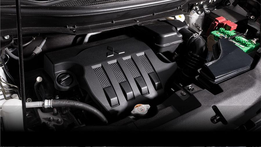 Động cơ tiết kiệm nhiên liệu 1.5L