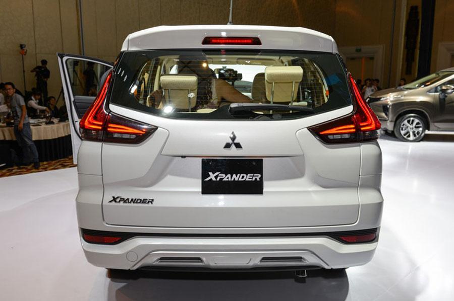 Đuôi xe Mitsubishi Xpander