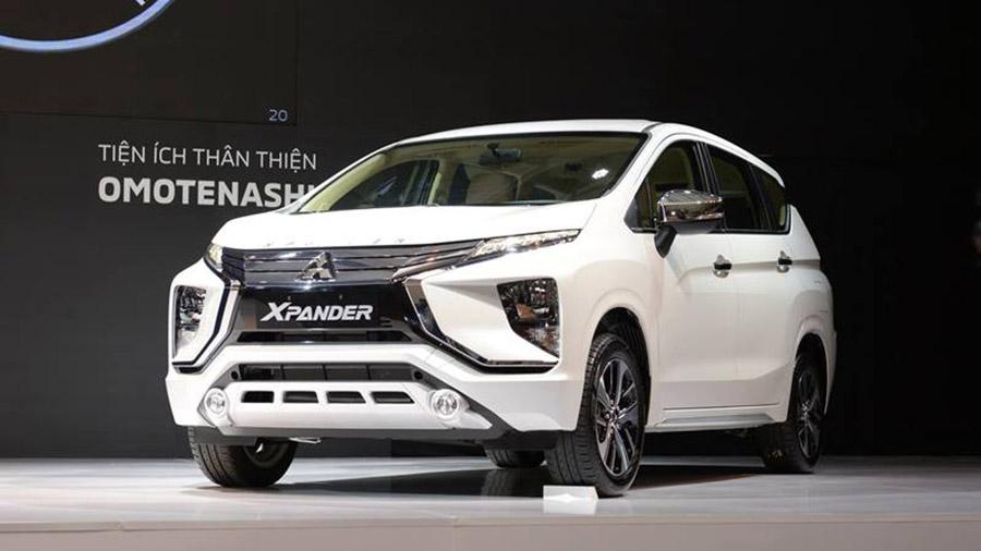 Chi tiết ngoại thất Mitsubishi Xpander