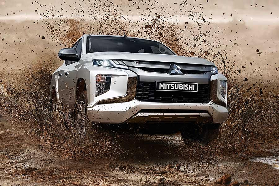 Mitsubishi Triton 2019 Mới - Đại lý Mítusbishi Cần Thơ