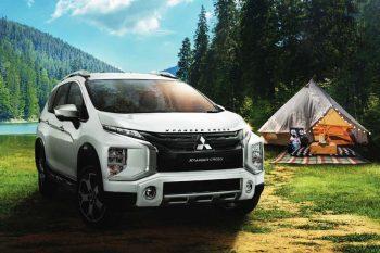 Mitsubishi Xpander: Top 1 ô tô bán chạy nhất