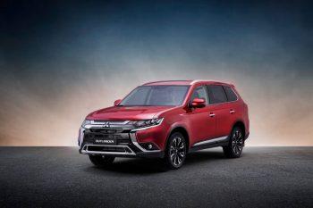 Nâng cấp với Mitsubishi Outlander 2.0 CVT Premium 2020