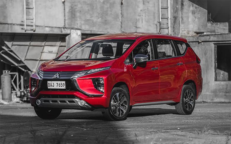 Mitsubishi Xpander đạt giải thưởng xe MPV cỡ nhỏ tốt nhất năm 2020