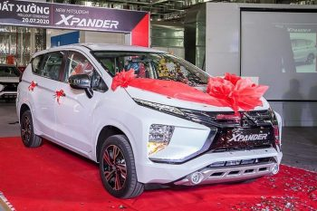 Mitsubishi Xpander AT 2020 lắp ráp trong nước